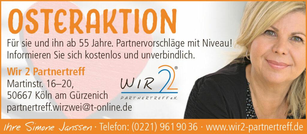 Wir2 partnervermittlung